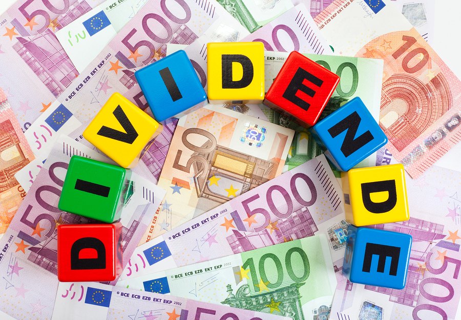 Dividendenstrategie: Ideal für die langfristige Geldanlag ein Aktien! - Stockfoto-ID: 290959405 Copyright: foodbytes, Bigstockphoto.com